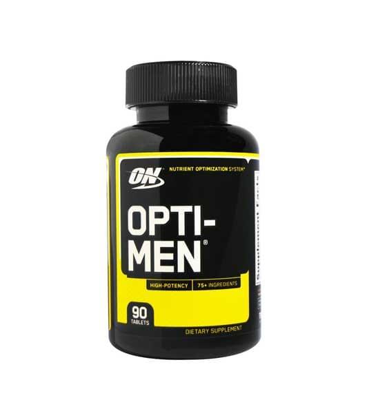 Optimum Nutrition Opti-Men 90 таб.