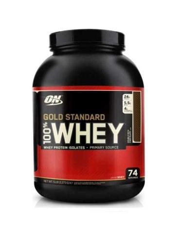 Optimum Nutrition Whey Gold Standard 100% 2270 г