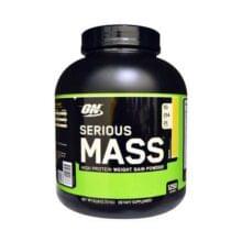 Optimum Nutrition Serious Mass 2720 г