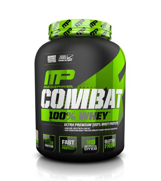 [АКЦИЯ] MusclePharm Combat Whey 2270 г