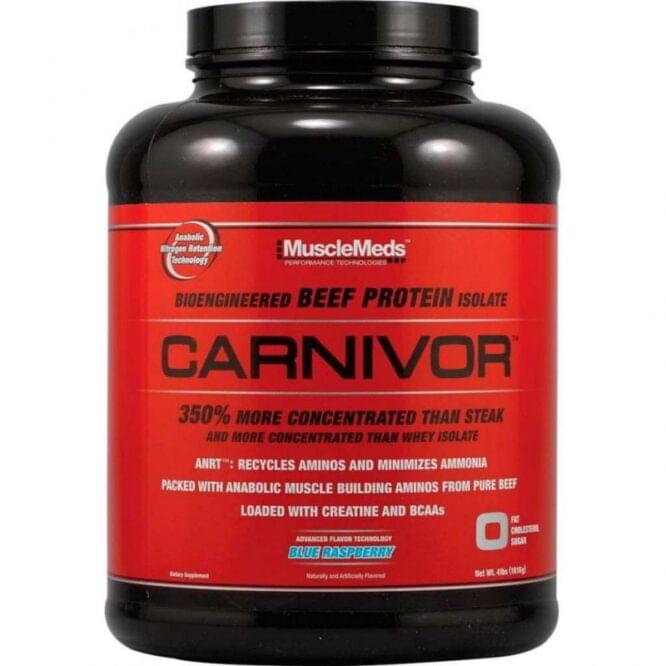 MuscleMeds Carnivor Whey Beef Protein 2,038 г