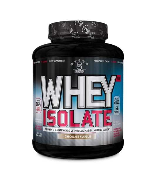 5 Stars Whey Isolate 2000 г