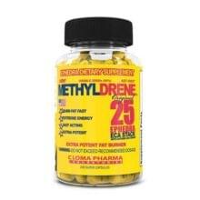 Cloma Pharma Methyldrene 100 капс