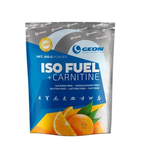 Geon Iso Fuel+Carnitine 300 г