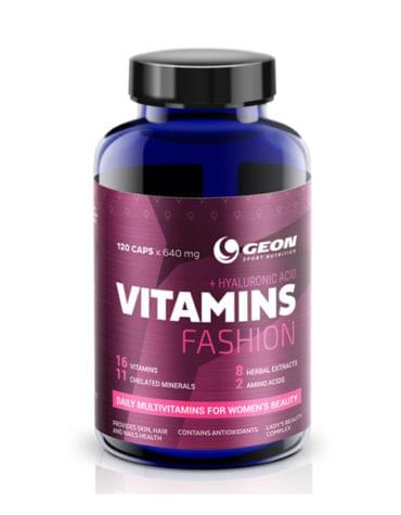 Geon Vitamins Fashion 120 капс