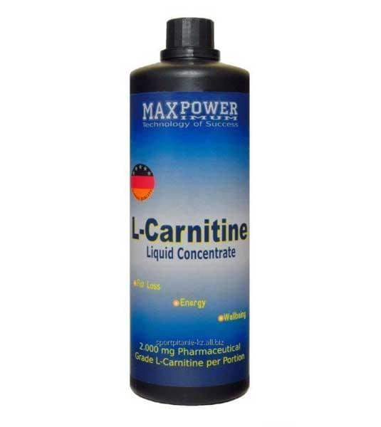 Maxpower Carnitine Liquid 1 литр