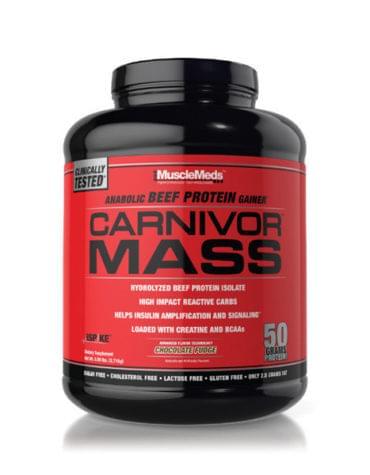 MuscleMeds Carnivor Mass 2709 г
