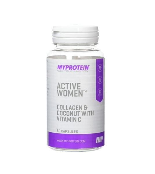MyProtein Active Woman 60 капс