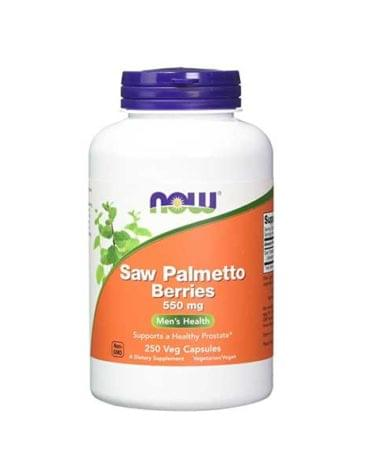 now-saw-palmetto-250caps-550mg