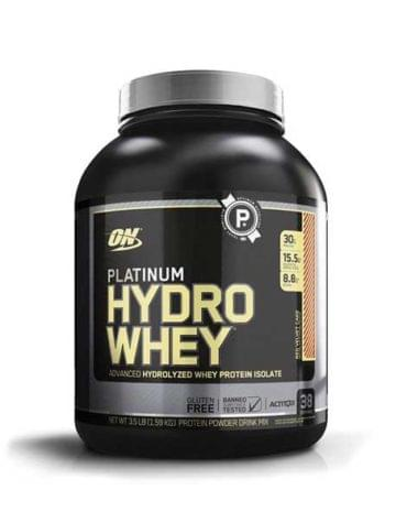 Optimum Nutrition Platinum Hydro Whey 1590 г