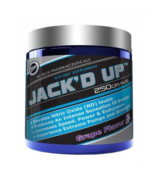 Hi-Tech Pharma Jack'd Up 250 г