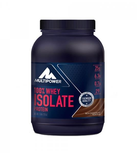 Multipower 100% Whey Isolate Protein 725 г