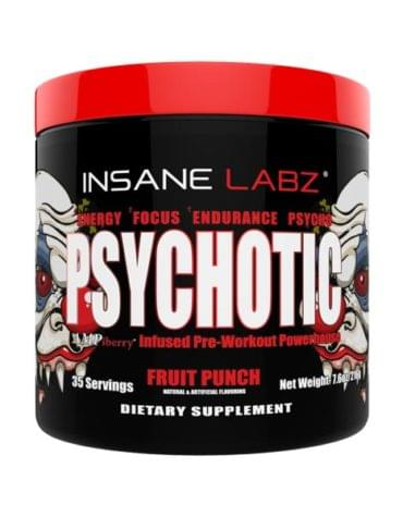 Insane Labz Psychotic 30 порций