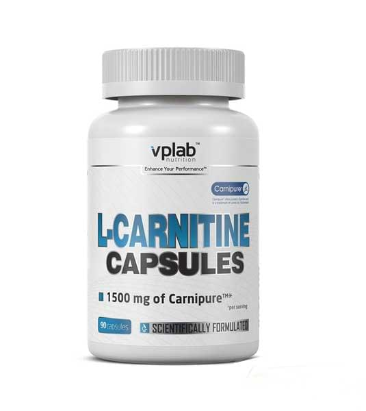 VPlab L-Carnitine 90 капс