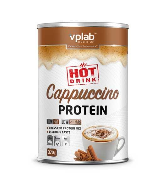 VPlab Hot Drink Cappuccino Protein
