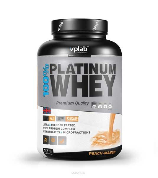 VPlab 100% Platinum Whey 2300 г