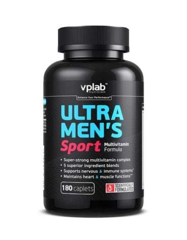 VPlab Ultra Men's Sport 180 таб