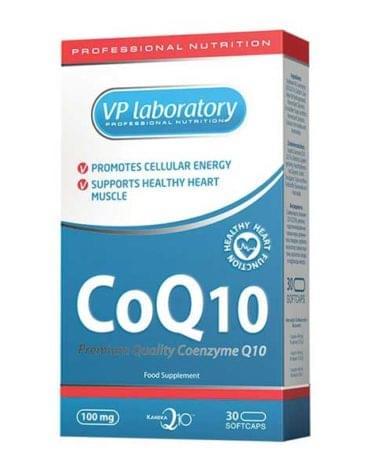 Vplab Coenzyme Q10 30 капсул