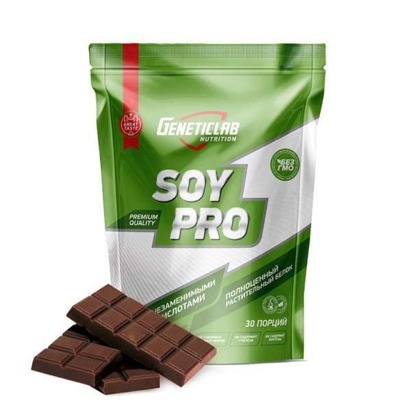 Geneticlab Soy PRO 900 г