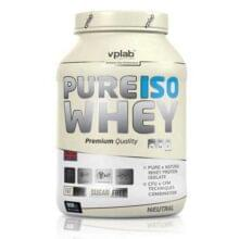 VPlab Pure ISO Whey 900 г