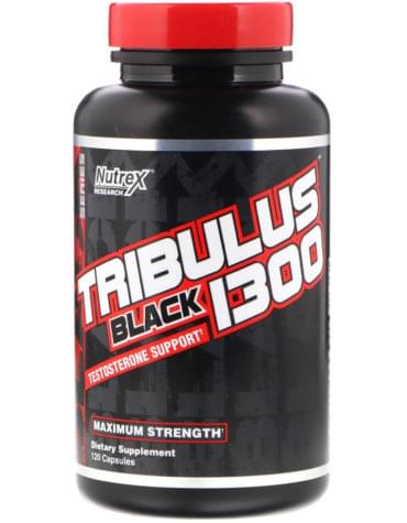 Nutrex Tribulus Black 1300 120 сaps