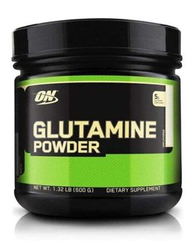 Optimum Nutrition Glutamine 600 г