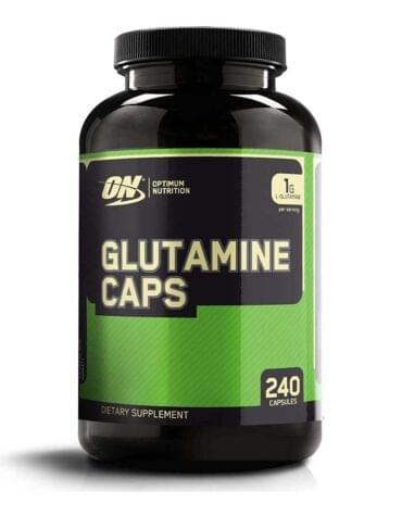 Optimum Nutrition Glutamine 240 капс