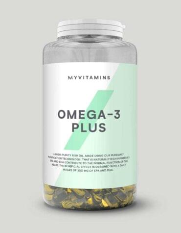 Myprotein Omega-3 Plus 90 капс