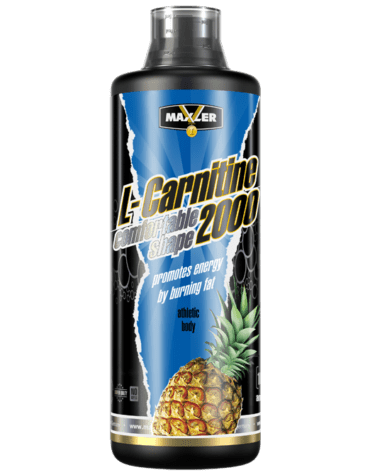 Карнитин Maxler L-Carnitine 2000 Bottle  50 порций