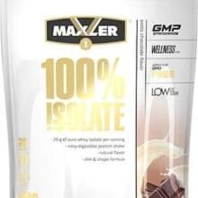 Протеин сывороточный изолят Maxler 100% Isolate