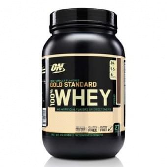 Optimum Nutrition 100% Whey Gold Standard Natural Gluten Free