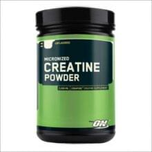 Optimum Nutrition Creatine Powder, 1200 гр.