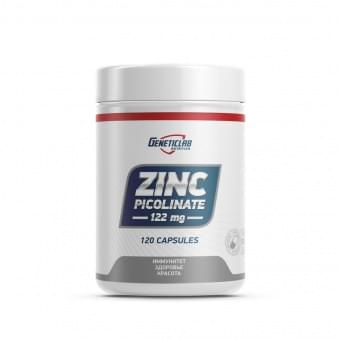 Geneticlab ZINC Picolinate 120