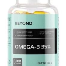 Beyond Омега-3, 100 капсул